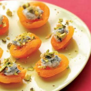 Apricot Canapes.