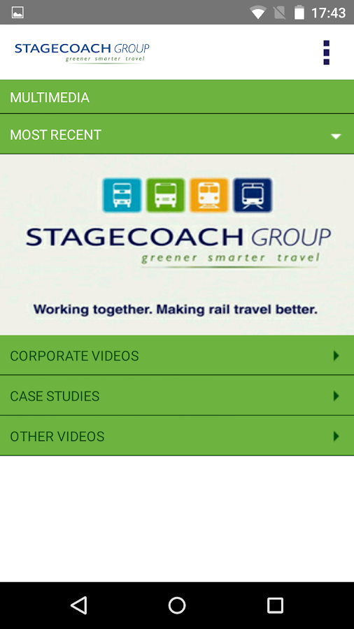 Stagecoach Media and Investor- screenshot