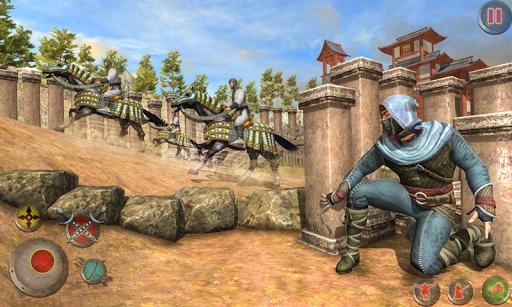 Ultimate Ninja Blazing Samurai Assassin Superhero 2.0 screenshots 1