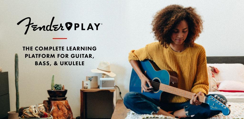 Download Guitar Lessons, Bass & Ukulele | Fender Play APK