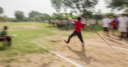 Photo: BOSM - Javelin Throw