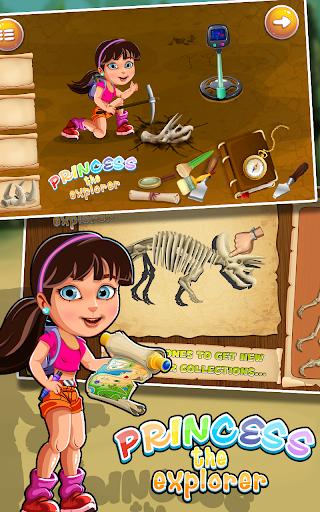 Dora Dinosaur Bones Explorer 1.0 screenshots 3