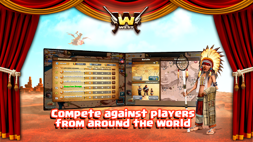 War Wild West apkpoly screenshots 4