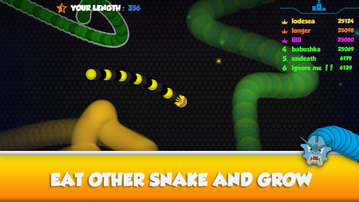 Snaky .io - Fun Multiplayer Slither Battle 5.0 de.gamequotes.net 4