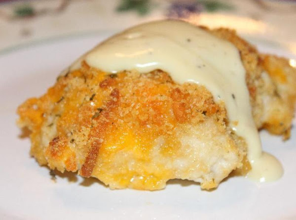 Crispy Cheddar Chicken Recipe