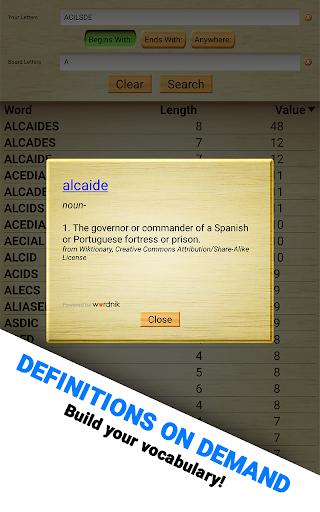 Word Breaker 7.2.1 Screenshots 4