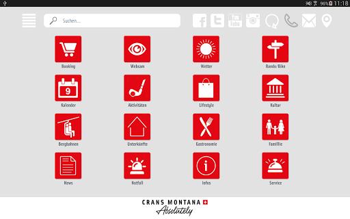 Crans-Montana Tourism screenshot 9