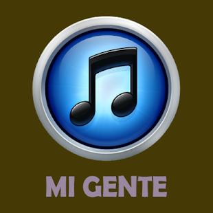 Song Mi Gente - náhled