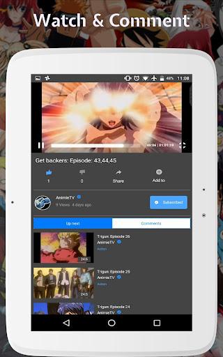 Animie TV 8 screenshots 12