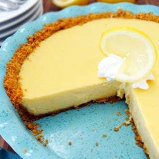 Lemon Icebox Pie.