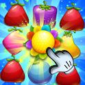 Sugar Garden Candy Splash icon
