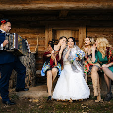 Wedding photographer Vyacheslav Kuzin (KuzinART). Photo of 03.02.2016