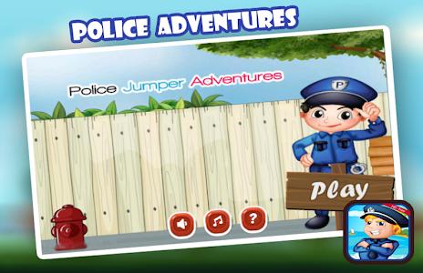 Police Jumper : Adventure Game screenshot 4