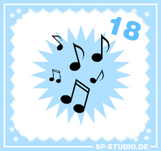 """Photo: Today's Christmas update for December 18th includes music to the SP-Studio. No real music of course, because this would be annoying ;). Those new symbols from the """"stuff"""" category can appear over your character's head and might be very useful when you want to build a musician."""
