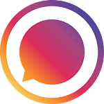 InstaVip Chat & Social Network Icon