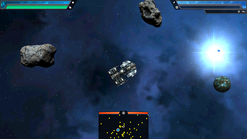 Starlost - Space Shooter Screenshot 8