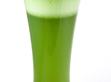 Going Green Smoothie Recipe