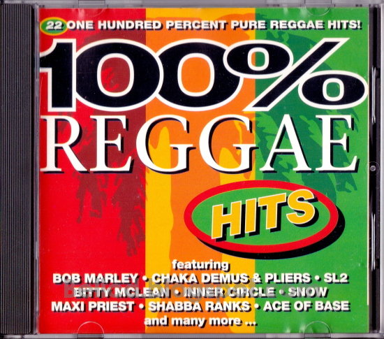 100 REGGAE HITS SOLD OUT