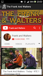 The Frank And Walters- screenshot thumbnail