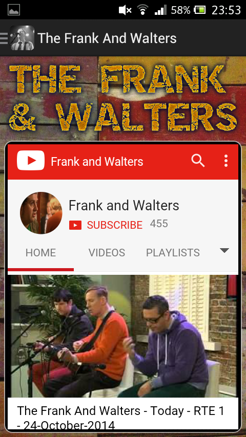 The Frank And Walters- screenshot