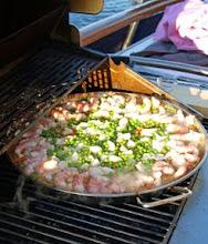 Photo: Paella with Shrimp & Crab