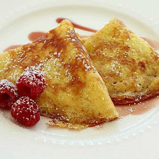 Authentic German Pancakes