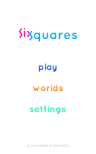 SixSquares - Fresh Puzzle Game- screenshot thumbnail