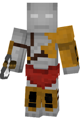 My first personnal creation, before this skin i have made red panda skin but i take skin on novaskin delete some parts and place the red panda on the base. That was easy and fast but now i make my own skins !!!! Enjoy ^^
