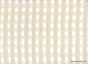 Photo: Noil Net Silk - SS-1089 - White