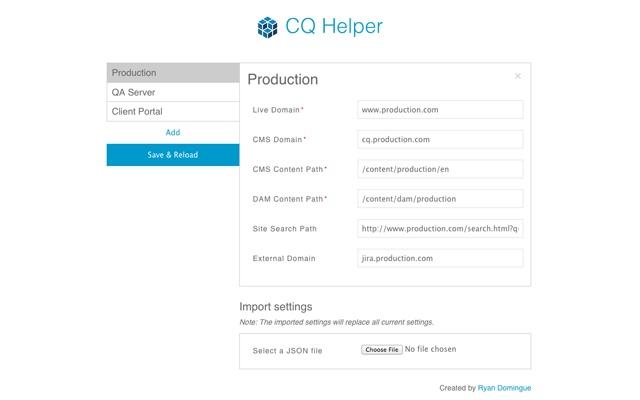 CQ Helper