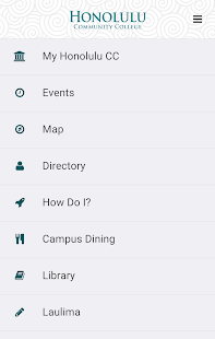 Honolulu Community College Campus Map.Honolulu Community College Apps On Google Play