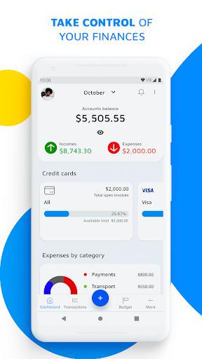 Mobills Budget and Bill Reminder screenshot 1
