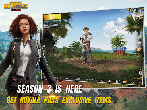 PUBG MOBILE 0.8.0 screenshots 19
