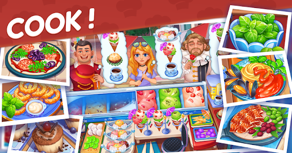 Cooking Voyage Mod Apk- Crazy Chef's (Unlimited Money) 4
