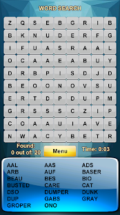 Word Search Wizard - náhled