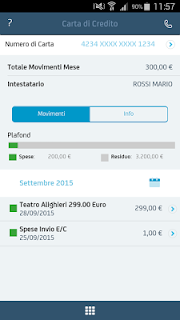 Mobile Banking UniCredit screenshot 05