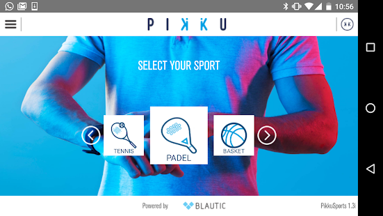 PikkuSports - náhled