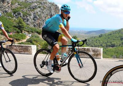 La sixième étape du Tour d'Autriche a livré son verdict, un Belge leader