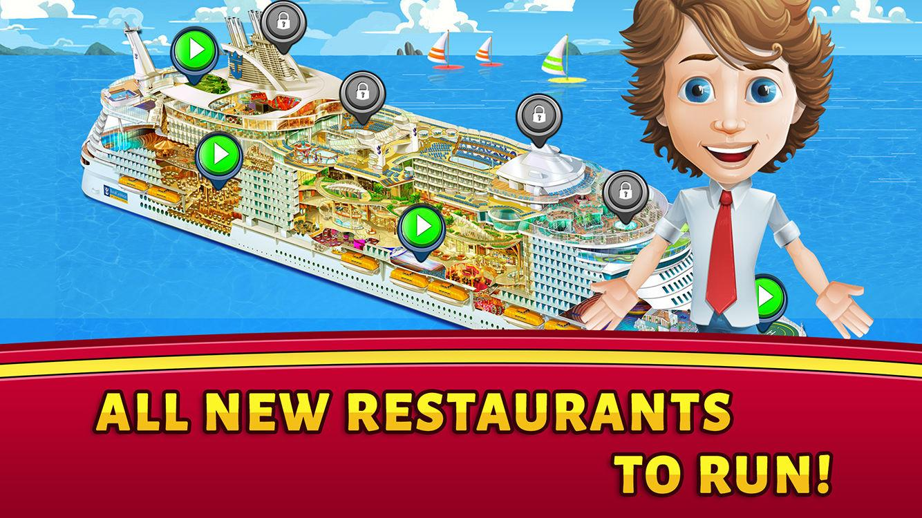 Cruise Ship Cooking Scramble Android Apps On Google Play - Cruise ship building games