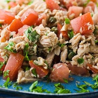 Summertime Tuna Salad.