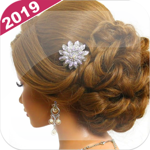 Best Hairstyle Girl Step By Step 2019 Image Female Apps On Google Play