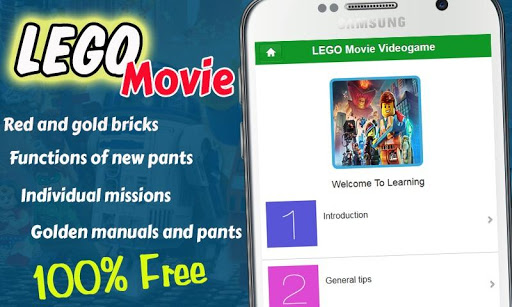 Guide for The LEGO Movie