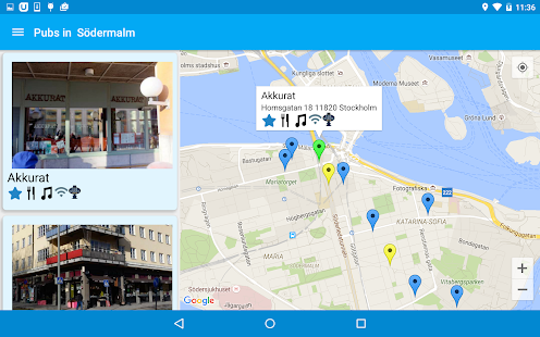 Beer Guide Stockholm- screenshot thumbnail