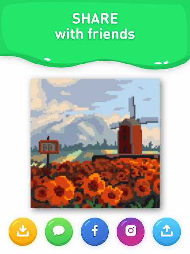 Paint the world - color by number colouring game apkdebit screenshots 11