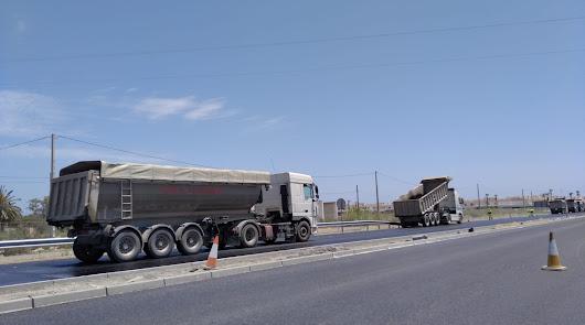 La nueva carretera Vera-Garrucha será inaugurada en los próximos días