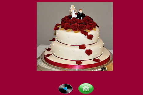 Designs Wedding Cake - náhled