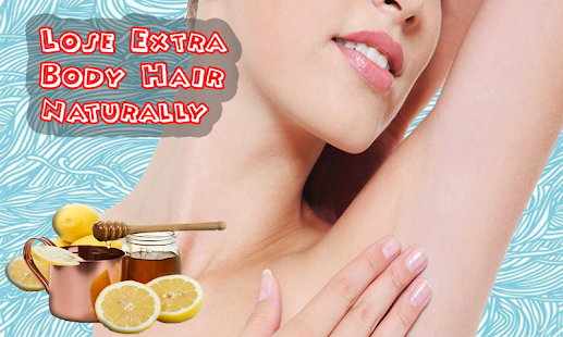 Lose Extra Body Hair Naturally - náhled