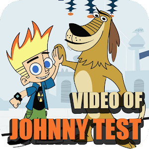 Video Of Johnny Test