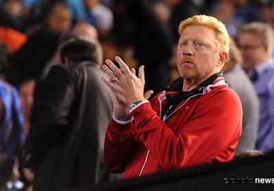 """Becker impressionné: """"La future star du tennis mondial, c'est lui"""""""