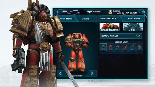 code triche Warhammer 40 000 : Regicide  captures d'écran 2
